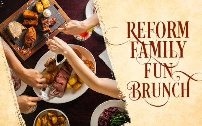 Reform Family Fun Brunch