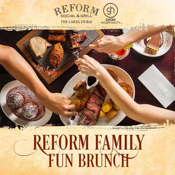 Reform Family Fun Brunch