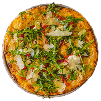 chicken and pesto pizza dubai