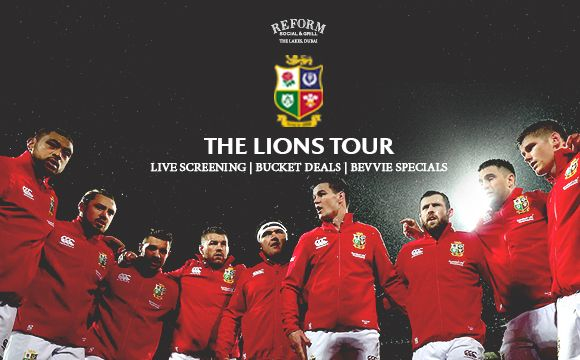 The Lions Tour