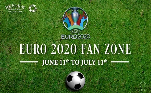 EUROS 2020 FAN ZONE
